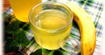 Применение банановой кожуры в кулинарии