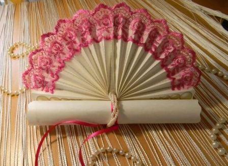 Пригласительные на свадьбу летом