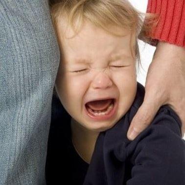 Ребенок тяжело привыкает к детскому саду