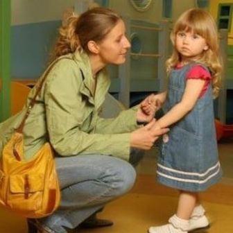 Привыкание к детскому саду
