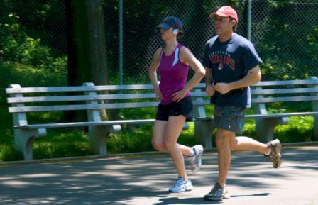 Оздоровительный бег: показания