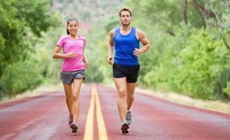 Показания к оздоровительному бегу