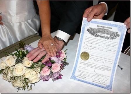 Помолвка и брачный договор