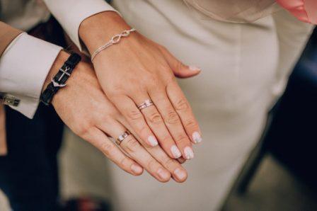 Кольцо при помолвке