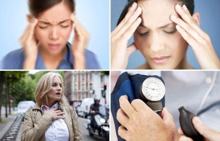 Снижение артериального давления в домашних условиях