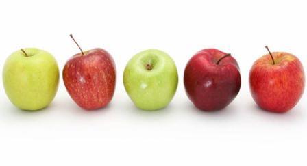 Диета на яблоках