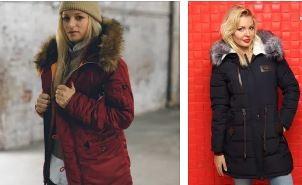 Что носят зимой женщины