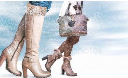 Какую обувь носить зимой женщине