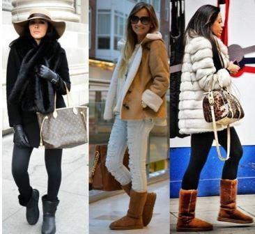 С чем носить брюки зимой женщинам