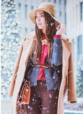Что модно носить зимой женщинам