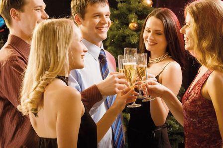 Новогодние гадания, шуточные пожелания