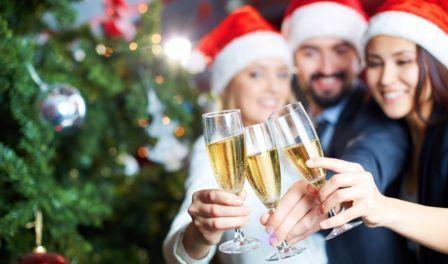 Новогодние пожелания и гадания