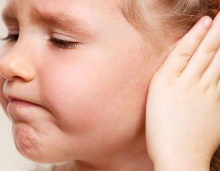 Отит у детей: симптомы