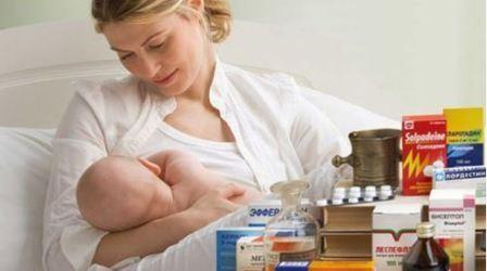 Что выпить от головной боли кормящей маме
