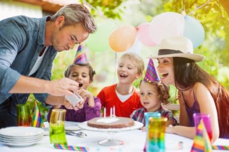 Сценарий дня рождения ребенку
