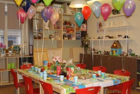 Рецепты на день рождения ребенка