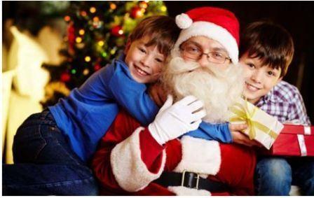 Проведение Нового года вместе с детьми