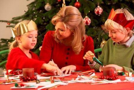 Новый год с детьми: как организовать