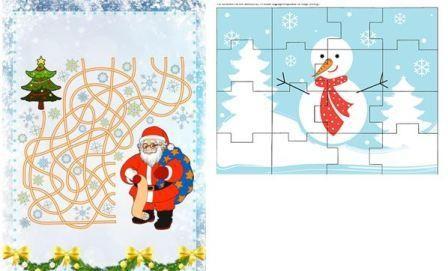 Новогодний сценарий праздника вместе с детьми