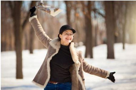 Как избавиться от вялости и сонливости зимой