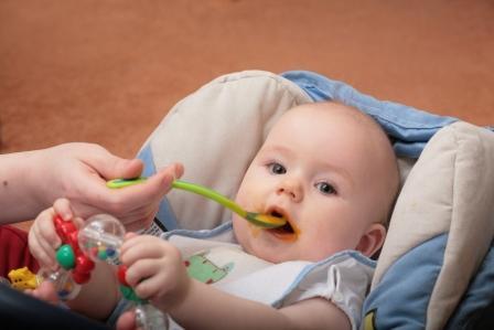 Правильное питание: меню для детей
