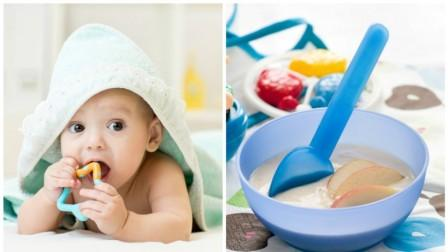 Прикорм малыша: детское меню