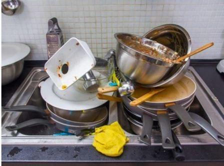 Польза соли на кухне