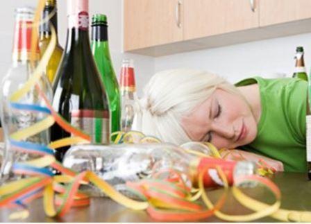 Как предупредить опьянение