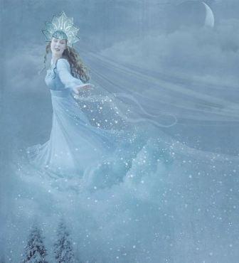 Зимние магические обряды