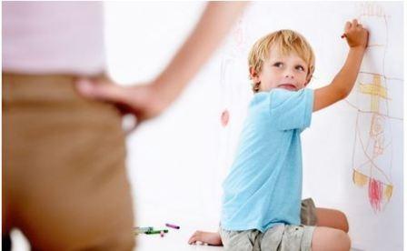 Как научить ребенка понимать слово нельзя
