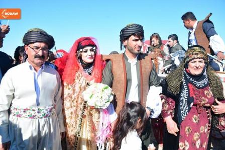 Провести курдскую свадьбу