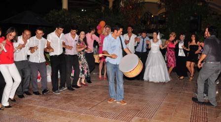 Сценарий курдской свадьбы