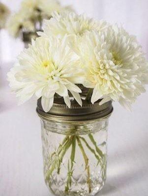 Хризантемы как сохранить букет в вазе