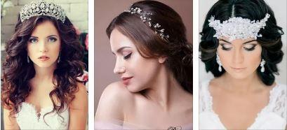 Аксессуары для невесты на свадьбу