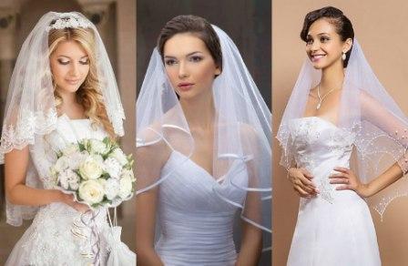 Аксессуары для прически невесты
