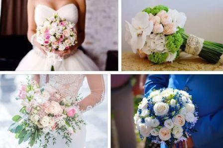Свадебные аксессуары для невесты: букет