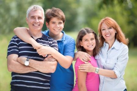 Дети подросткового возраста