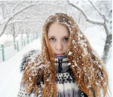 Если ходить без шапки зимой