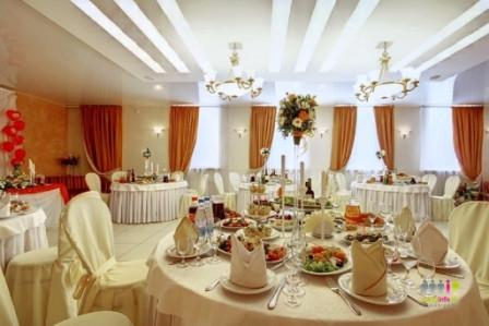 Кафе ресторан для проведения свадьбы