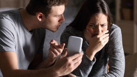 Мужская ревность признаки
