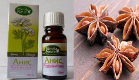 Семена аниса: полезные свойства