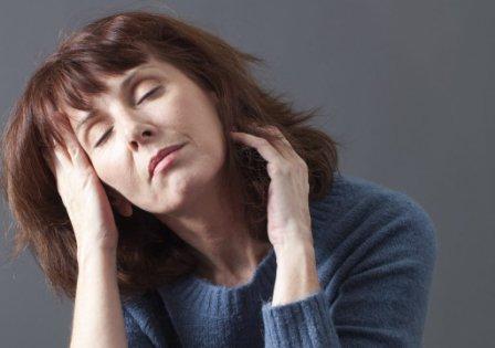 Какие симптомы при климаксе