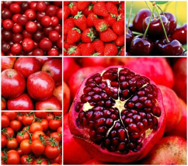 Полезные фрукты и овощи витамины
