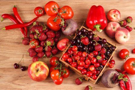 Самые полезные фрукты и овощи