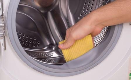 Как почистить стиральную машину автомат от накипи