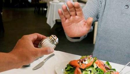 Приметы соль на столе