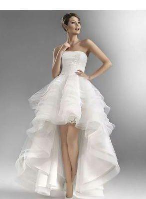 Асимметричные платья фото