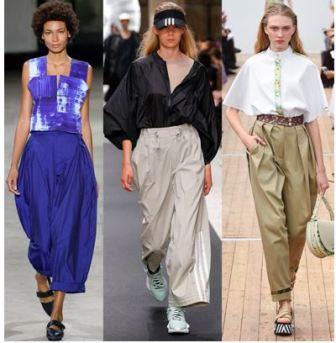 С чем носить брюки карго женские 2019