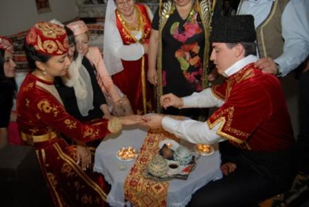 Мусульманская свадьба: обычаи
