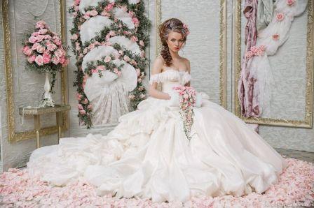 Стили свадебных платьев с фото